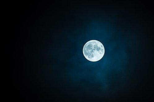 Moon circle, new moon, Iowa City, women's circle