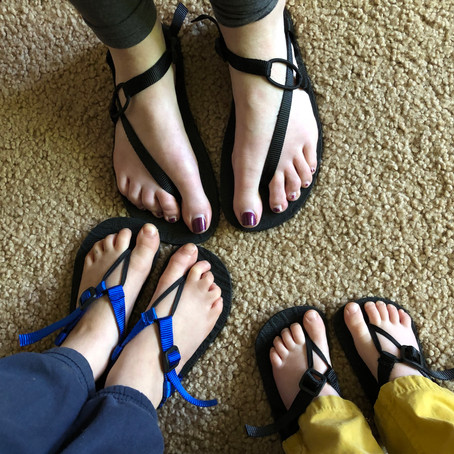 Why I Love Minimalist Footwear (and you should too!)