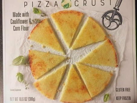 Trader Joe's Cauliflower Crust: Review