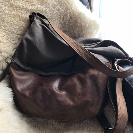 Rough & Tumble City Safari: The perfect (mom) bag