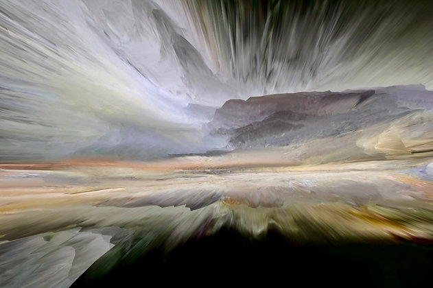 Morning Tide Limited Edition Giclee Fine Art Print #10/10