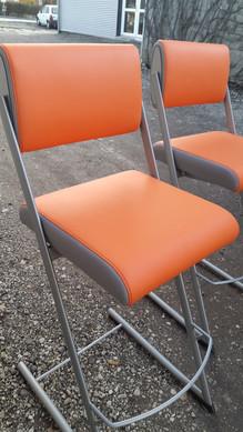 Bürostühle neu gepolstert