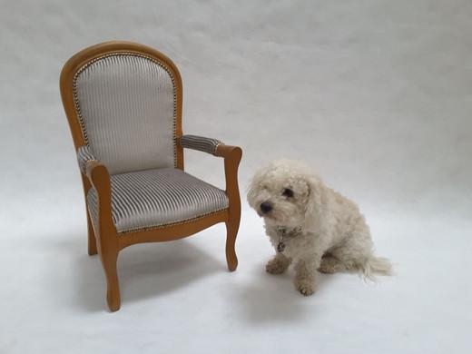 Restauration eines alten Stuhls