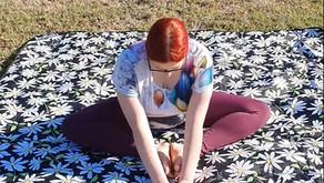 Pregnancy Stretch #3 Hip Adductor Stretch