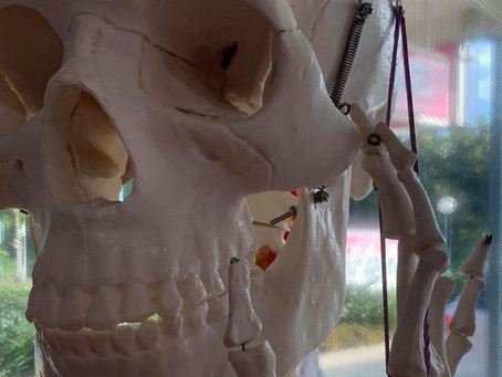 Grin and bear it: Jaw and Neck Pain