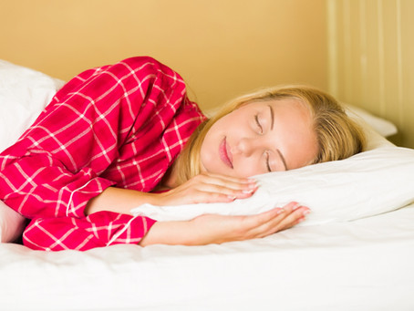 5 Tips for a Good Night's Sleep