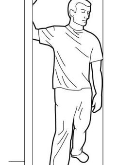 Pectoral (Anterior Chest) Stret