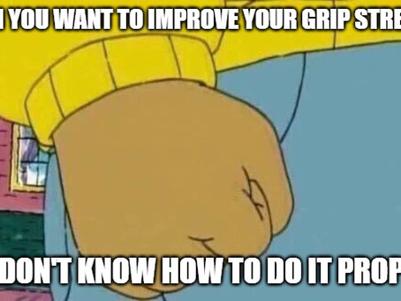 Getting a grip on hand strength