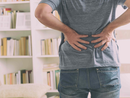 Treating Low Back Pain Without Medication