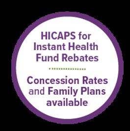 HICAPS Instant Health Fund Rebates