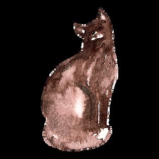 Cat Watercolor 1