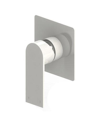 Brunetti Wall Mixer White