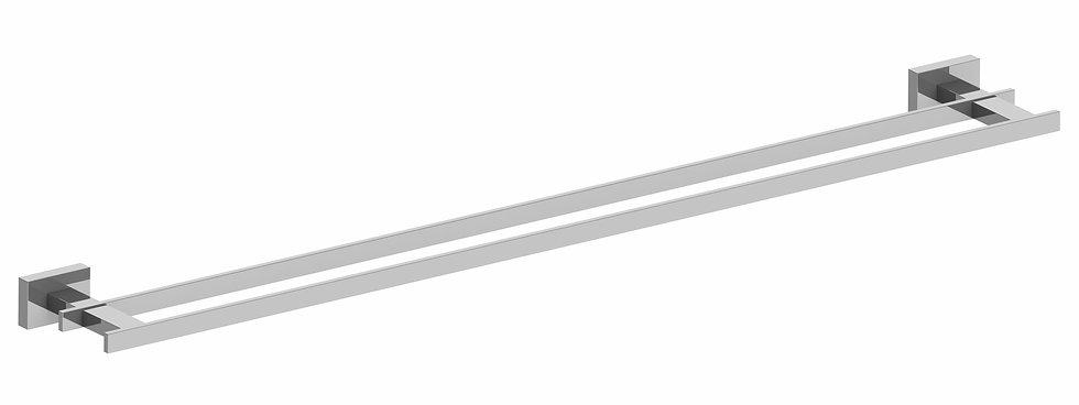 Alto 800mm Double Towel Rail