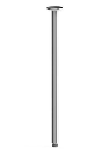 Senza 450mm Shower Arm Ceiling Chrome