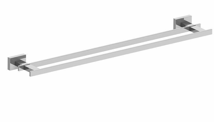 Alto 600mm Double Towel Rail