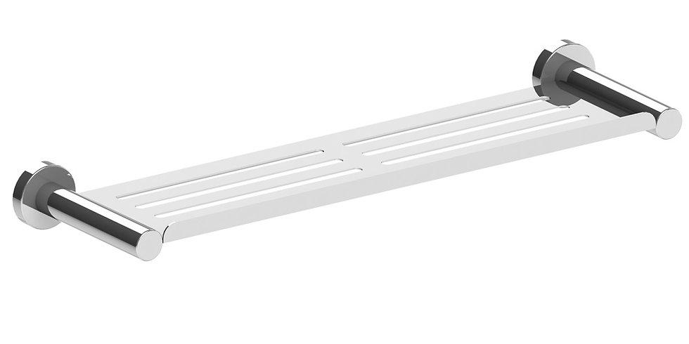 Meno 450mm Metal Shelf Chrome