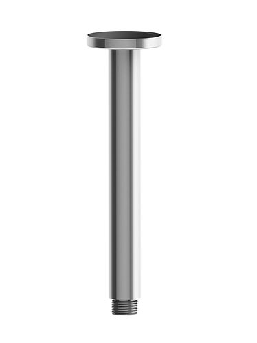 Senza 200mm Shower Arm Ceiling Chrome