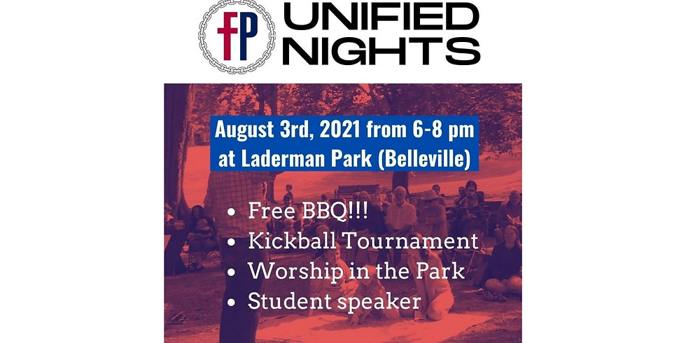 August Unified Night