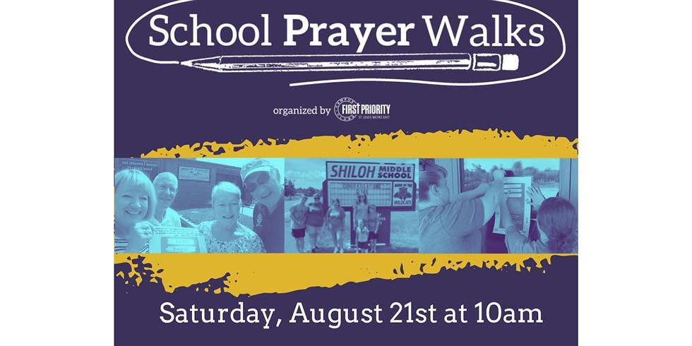 School Prayer Walks