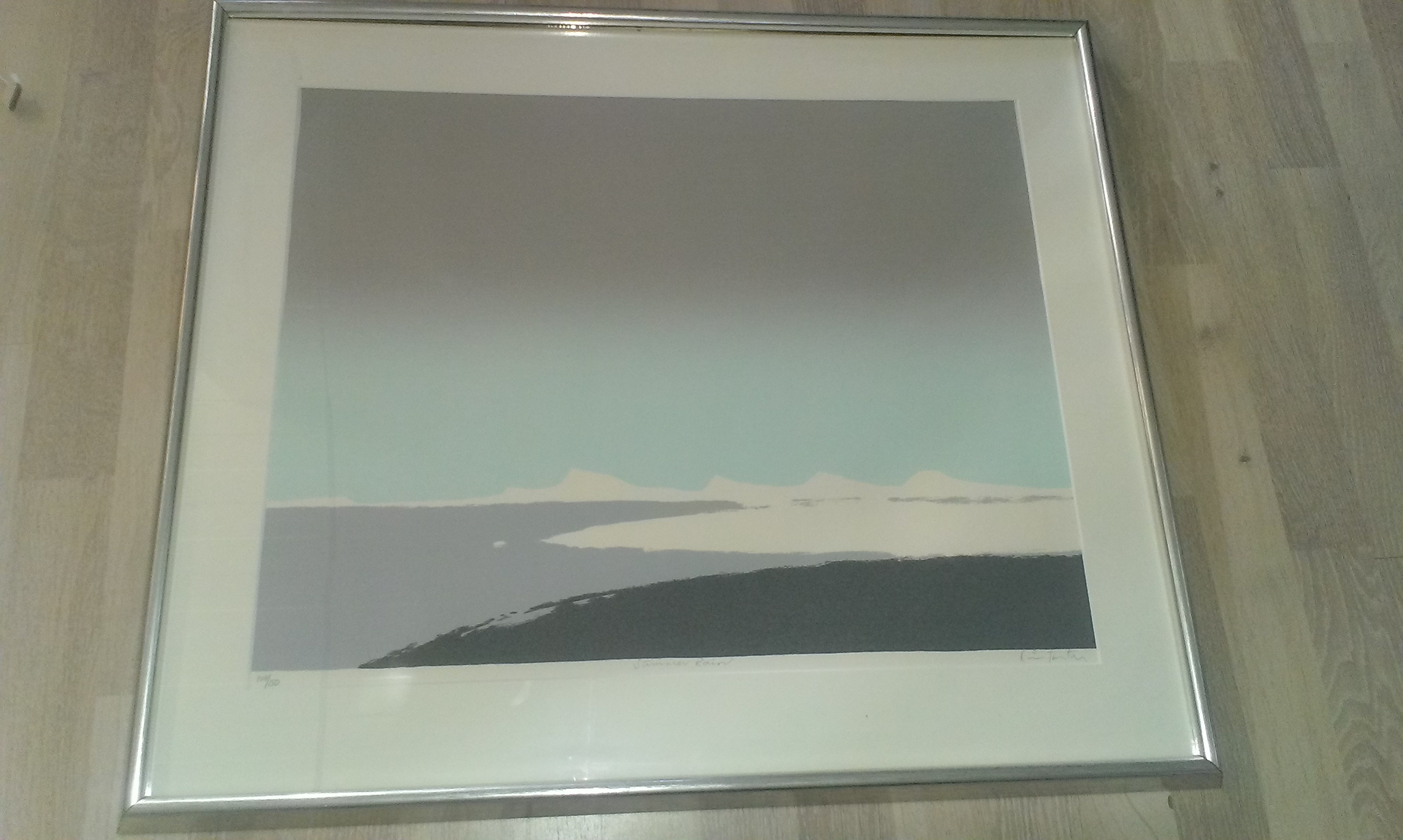 Print from Svalbard