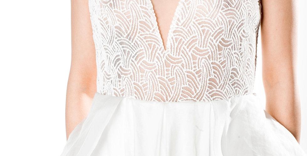 Brautkleid Kowi mit Prinzessinnen-Look