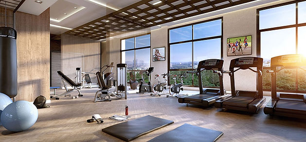 Atria Alphaville - Fitness