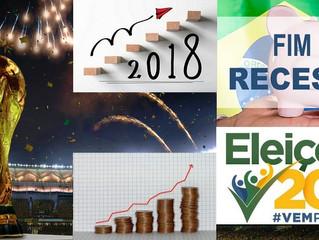 Oportunidade Única em 2018 - Investimento em Imóveis