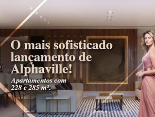 Atria Alphaville - Decorados apresentados por Lu Silveira