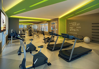 FITNESS WI House