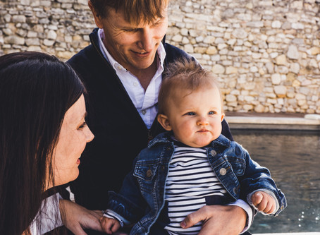 Family session from UK