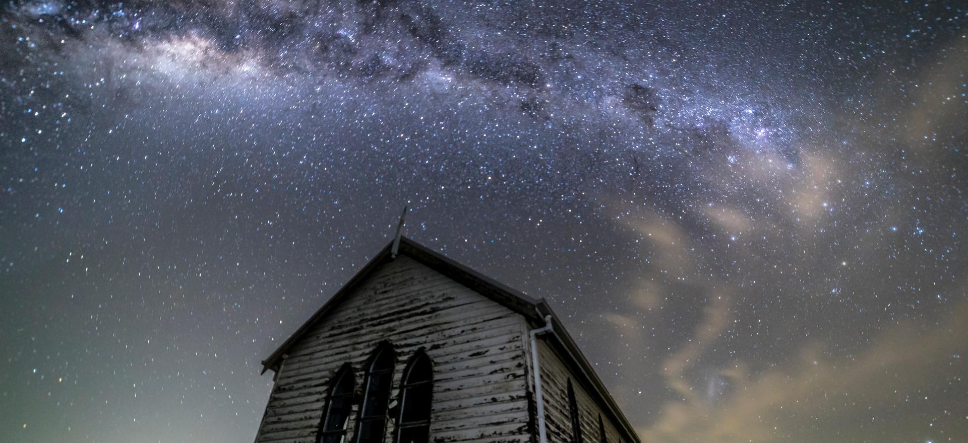 Little Paddocks Milky Way