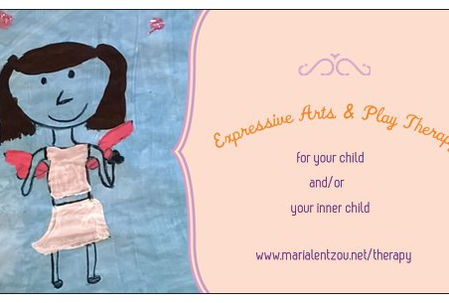 Expressive Arts & Play Therapy with Maria Lentzou