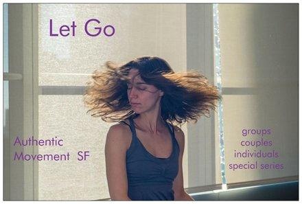 Authentic Movement wit Maria Lentzou | Authentic Movement SF