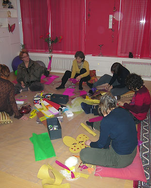 Workshop on Female Identity with Maria L