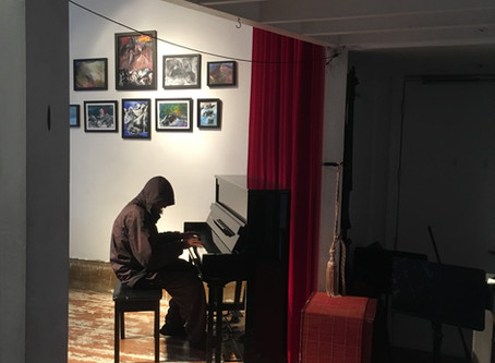 May I play the piano?