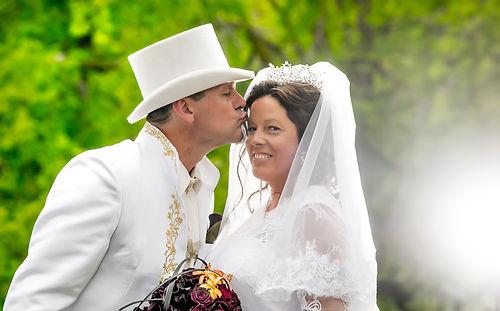 Rokoko Bröllop 2019, Fotograf: KGZ Fougstedt