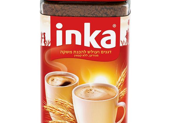 inka - משקה דגנים ועולש מגורען ללא קפאין - אינקה