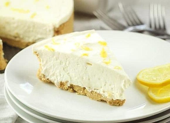 עוגת גבינה ולימון - לנמנעים מגלוטן