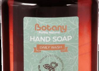 Botany - סבון ידיים לשימוש יומיומי (סדרה ירוקה)