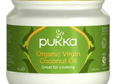 pukka - שמן קוקוס וירג׳ין אורגני