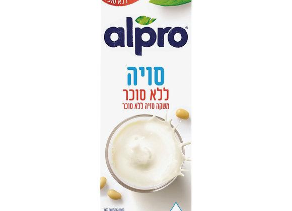 אלפרו - סויה ללא סוכר