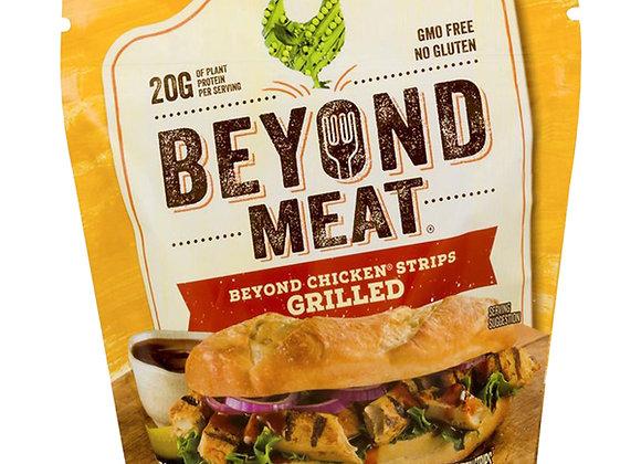 Beyond meat - ביונד רצועות צ'יקן