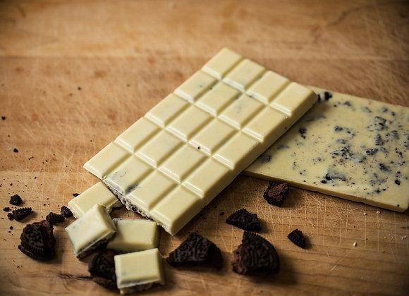 שוקולד פנדה -לבן עוגיות