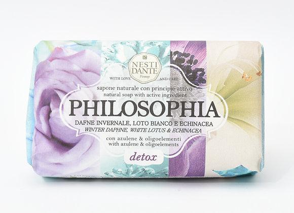Detox סבון טבעי טיפולי - פילוסופיה