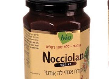 נוצילטה - ממרח אגוזי לוז אורגני ללא חלב - מארז משפחתי