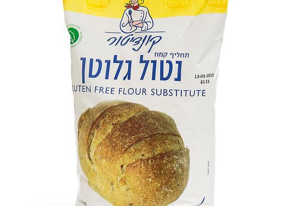 קמח קונדיטור ללא גלוטן של אשבל
