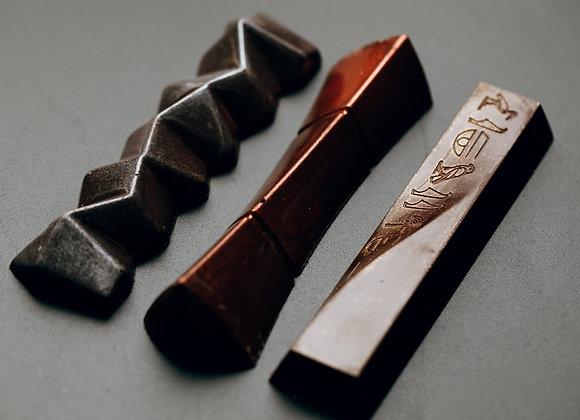 MIDAS - שלישיית מטילי שוקולד