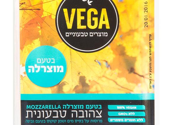 VEGA - צהובה טבעונית - בטעם מוצרלה