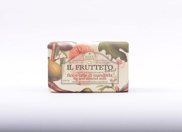 IL FRUTTETO סבון טבעי עם תמציות פירות