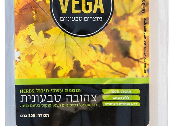 VEGA - צהובה טבעונית - עשבי תיבול